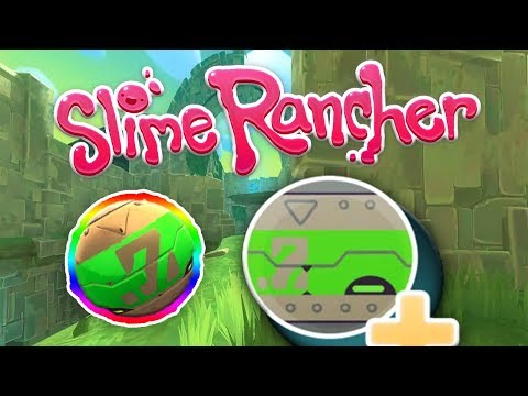 Slime Rancher v1.0.1 All Green Treasure Pods - All New Green Treasure Pods