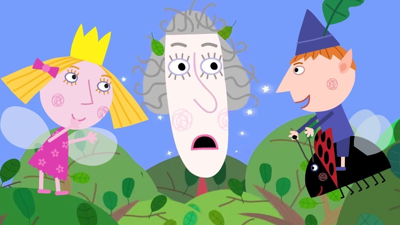 Ben And Holly S Little Kingdom Mrs Fig S Bad Day Hd Cartoons For Kids Youtube