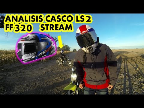 Download ANALISIS LS2 FF320 STREAM  | REVIEW LS2 FF320 STREAM