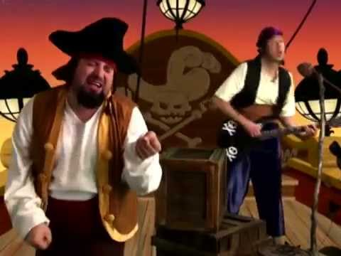 Jake and the Never Land Pirates | Pirate Band | Roll Up the Map | Disney Junior