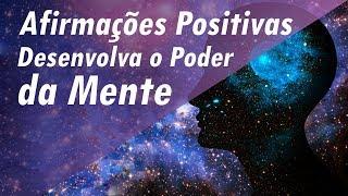 Afirmações Positivas ➤Programe o Subconsciente | Desenvolva o Poder da Mente 8 hs Música Terapêutica