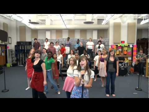 CF Glee Off 2011-Apalachee High School-Advanced Mixed Chorus-Livin' On a Prayer