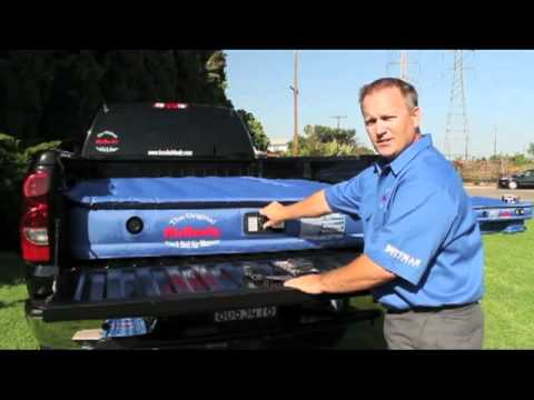 truck air beds - airbedz the original truck bed air mattress promo