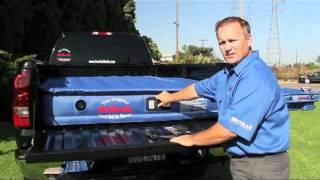 Truck Air Beds - AirBedz The Original Truck Bed Air Mattress Promo Video - AirBedz
