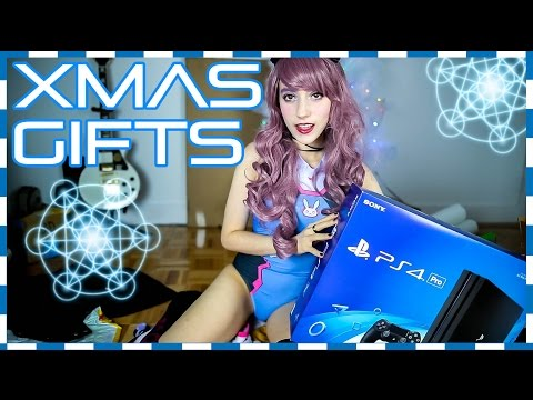 Unboxing CHRISTMAS GIFTS With Lana Rain!