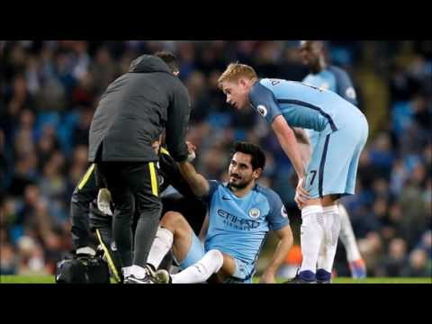 Manchester City boss Pep Guardiola fears Ilkay Gundogan