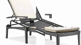 Modern Patio Lounge Chair