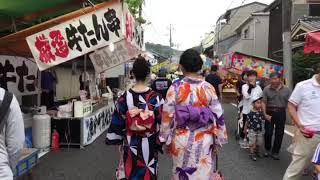 京都 宇治 あがた祭 (2018/06/05)