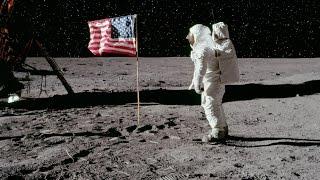 Первые Шаги Человека На Луне Нил Армстронг | The first steps of man on the moon Neil Armstrong