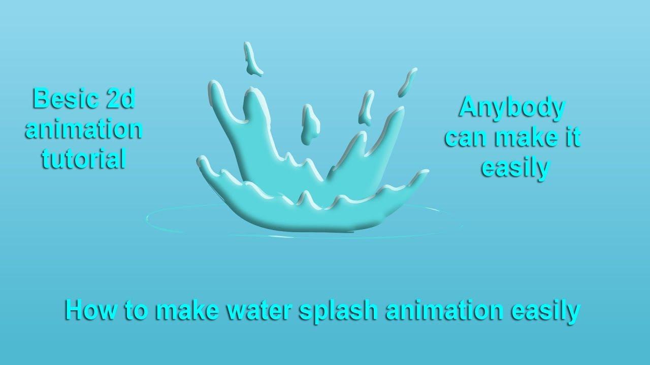 Water ripple flash tutorial