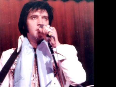 Elvis Presley - Help me make it through the night (live 1975)