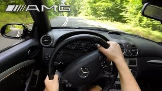 Mercedes CLK63 AMG 2007 POV Dr…