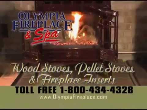 Fireplaces, Stoves, Inserts - Olympia Fireplace & Spa ...