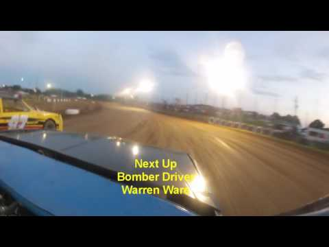 Dallas County Speedway Front Row Challenge Becker Newell Ware Status