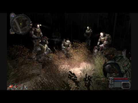 STALKER CoP Gameplay