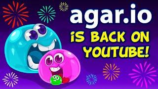 Agar.io is Back!