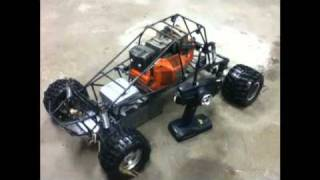 Chainsaw Dune Buggy