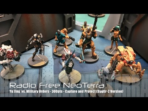 Radio Free NeoTerra Ep 51 - Strikezone: Wotan (Pan O Zone) - Military Orders vs. Yu Jing