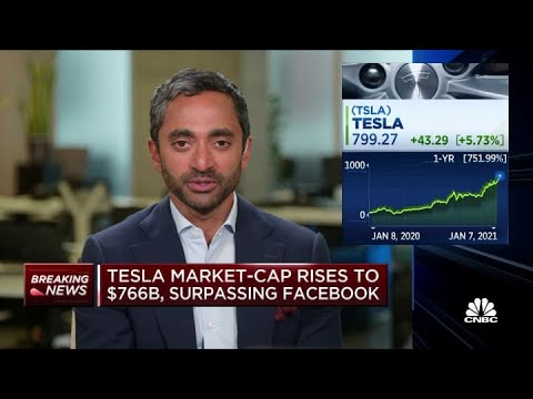 Palihapitiya on Elon Musk: World's richest person should be somebody that's fighting climate change