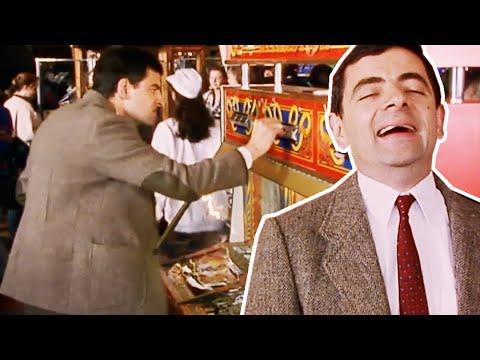 SLOT MACHINE Bean 💰| Funny Clips | Mr Bean Official