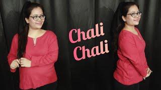 CHALI CHALI | DANCE COVER | THALAIVI | KANGANA RANAUT | SAINDHAVI | CHOREOGRAPHY BY RINKI