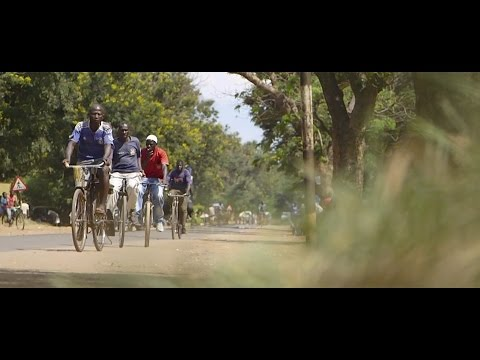 Maersk Line – Pedal power to Malawi