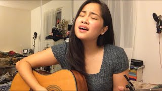 So Into You - Tamia Acoustic Cover by Kayzel Mendoza