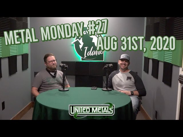 Metal Monday #27 with Nick and Brett