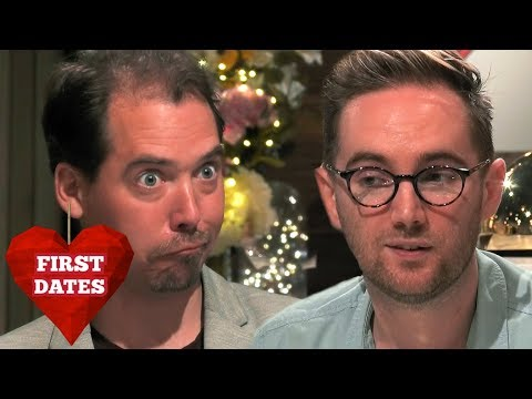 Can Board Game Geek Simon Find His First Boyfriend? | First Dates Hotel