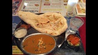 本場インド料理 シャンカル 今宿店 の ホリデーAセット チキンランチ