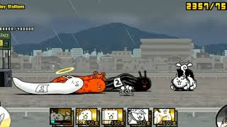 [The Battle Cats] Sliming to Victory - Rainy Day Races/Tinpot Trophy/Paradise Derby/Slimy Stallions