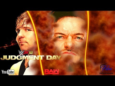 WWE 2K18 Raw's Judgment Day