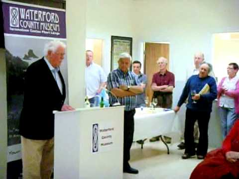 Tall Ships , Sea Shanty song at waterford County Museum, Dungarvan