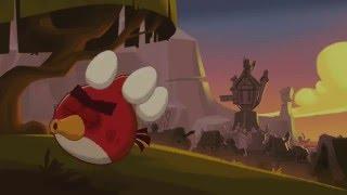 Злые птички - Энгри Бердс - Зелье освинения (S1E31) || Angry Birds Toons