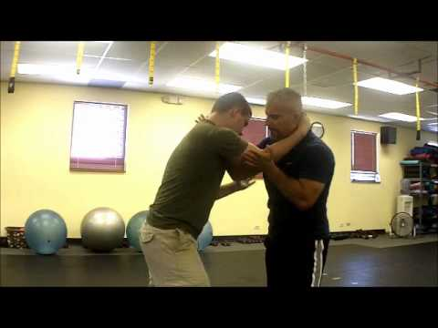 How to Avoid the Takedown - Combat Wing Chun