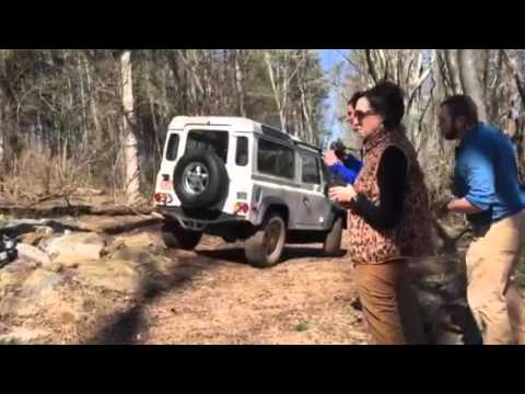 Land Rover owners day 2/28/2016 Biltmore - YouTube