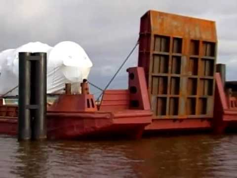 Chandler/перевозка грузов водным путем в Россию