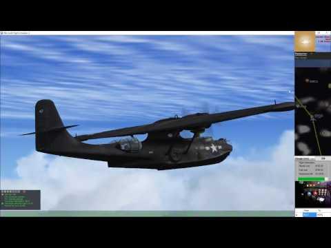 -52.3 KHFF to KSFQ PBY Catalina FSEconomy