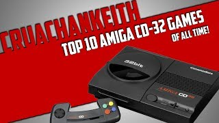 Top 10 Amiga CD-32 Games of All Time!