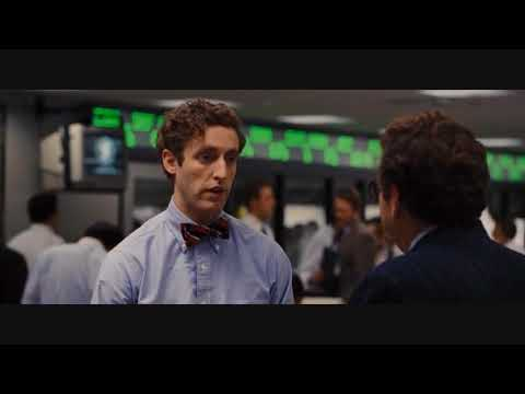 "Wolf of Wall Street - Donnie: ""Cleaning Your Fishbowl?"" (HD) 2013"
