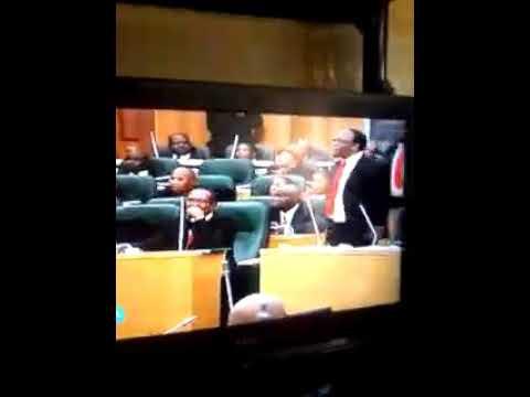 Lesotho Parliament Saga