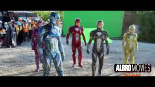 Power Rangers  Behind The Scenes & Visual Effects 2017 Saban's Superhero Movie