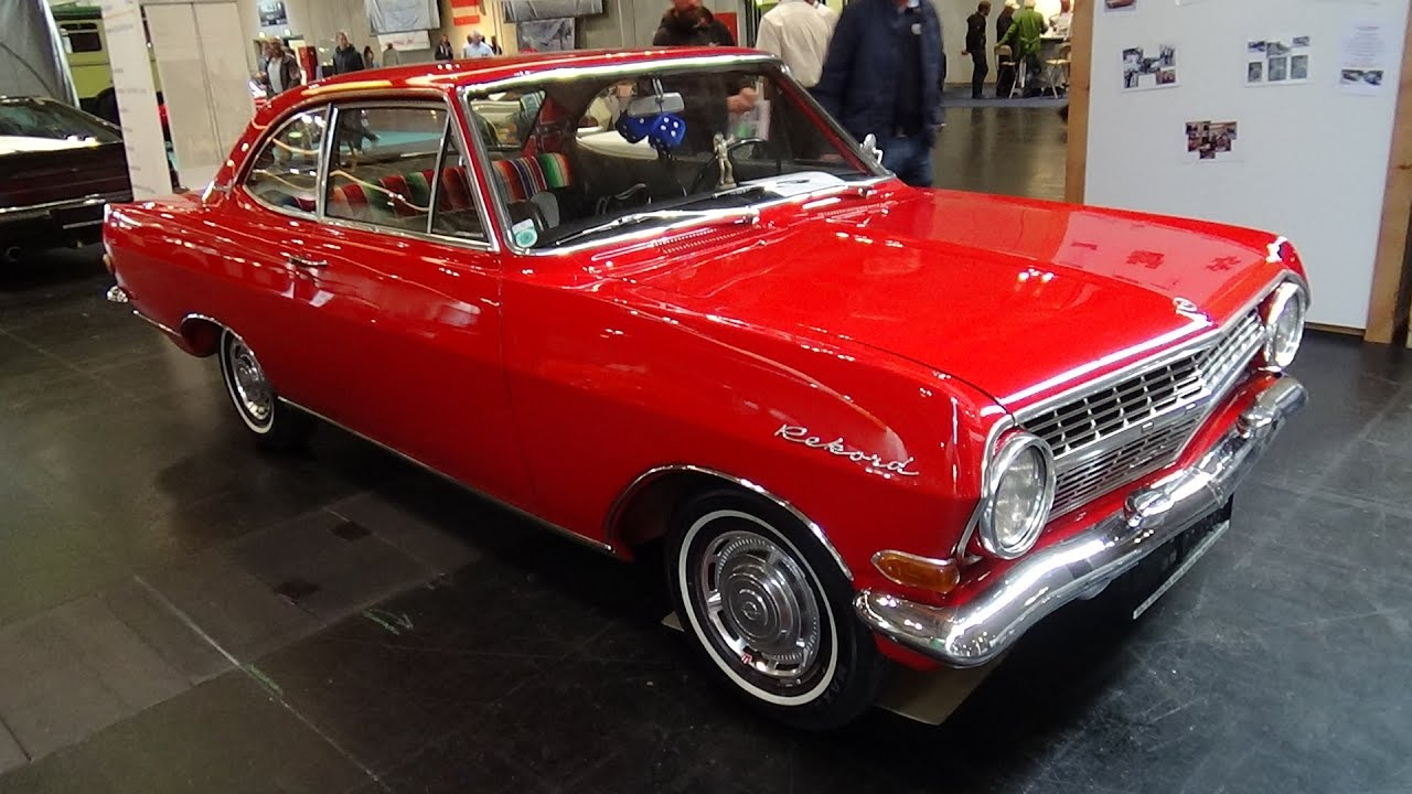 1964 opel rekord a coupe classic expo salzburg 2015. Black Bedroom Furniture Sets. Home Design Ideas