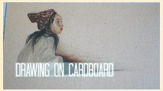 Download Video Copic Marker // Drawing on Cardboard MP3 3GP MP4