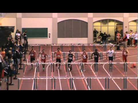 Anderson University - Fred Wilt Meet 02-25-12 - 60m Finals