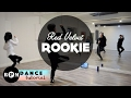 Red Velvet Rookie Dance Tutorial Pre chorus, First Chorus