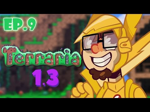 Let's Play - Terraria 1.3 [Encounters] (Ep.9)