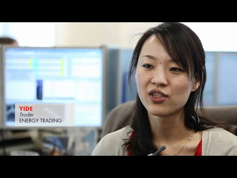 Shell Trading - Yide, Trader Gas & Power | Shell Careers