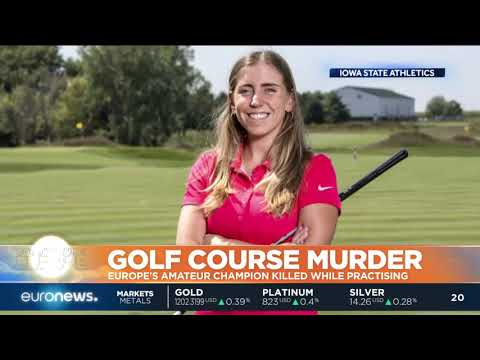 euronews (in English): Europe's amateur golf champion killed in Iowa
