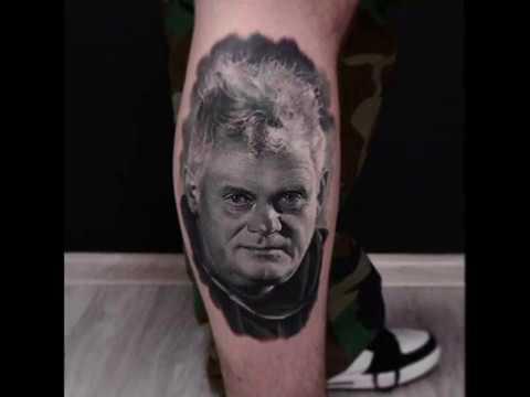 Top 10 Najbardziej Realistycznych Tatuaży 1